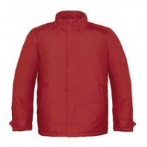 B&C JM970 Real Men Plus Jacket Red