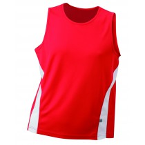James & Nicholson Men's Running Tank JN305