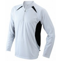 James & Nicholson Men's Running Shirt JN307