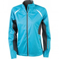 James & Nicholson Ladies' Sports Jacket Windproof JN439