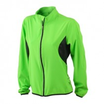 James & Nicholson Ladies' Running Jacket JN443