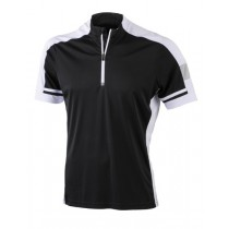 James & Nicholson Men's Bike-T Half Zip JN452