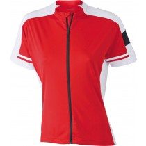James & Nicholson Ladies' Bike-T Full Zip JN453
