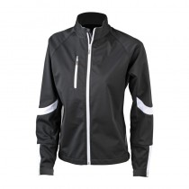 James & Nicholson Ladies' Bike Softshell Jacket JN458