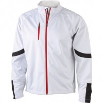 James & Nicholson Men's Bike Softshell Jacket JN459