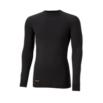 Thermo Shirt Zwart