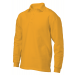 Polosweater Geel
