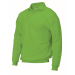 Polosweater Lime