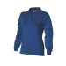 Dames polosweater Royalblue